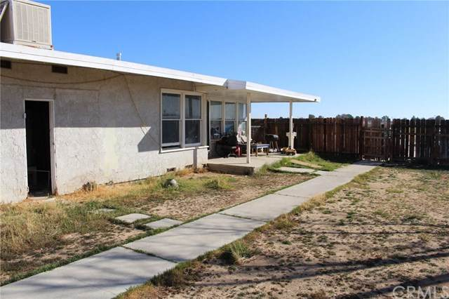 North Edwards, CA 93523 :: Steele Canyon Realty