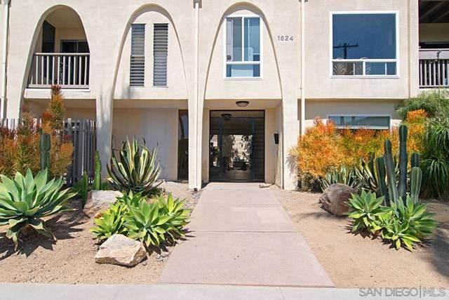 1624 Cypress Ave #7B 7B, San Diego, CA 92103 (#200048370) :: eXp Realty of California Inc.