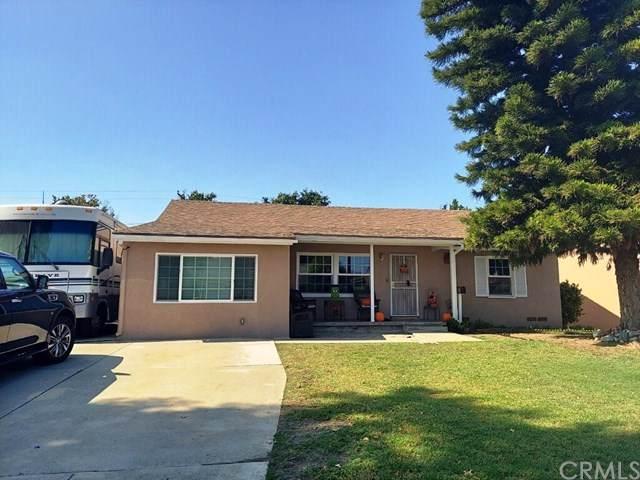 821 N 4th Avenue, Covina, CA 91723 (#CV20214999) :: Zutila, Inc.