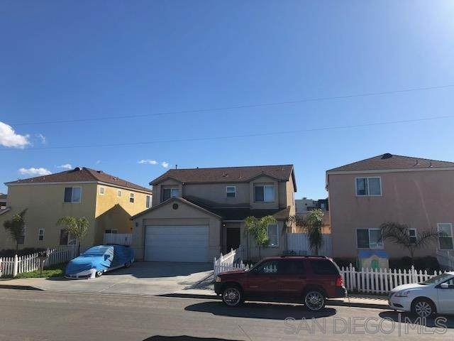 605 Florence St, Imperial Beach, CA 91932 (#200048372) :: TeamRobinson | RE/MAX One