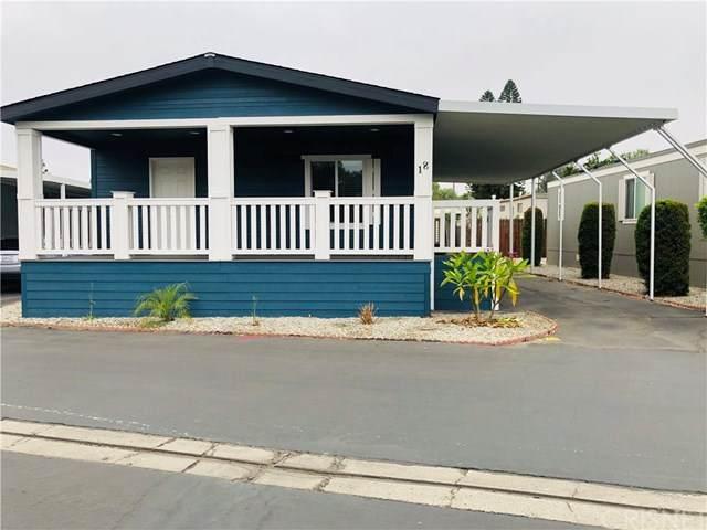 18 Portola Road, Mission Hills (San Fernando), CA 91345 (#SR20215264) :: Veronica Encinas Team
