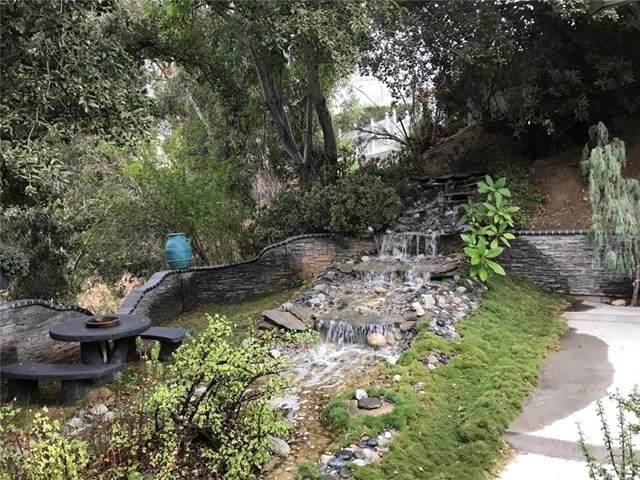 311 Spinks Canyon Road, Bradbury, CA 91008 (#CV20215872) :: The Parsons Team