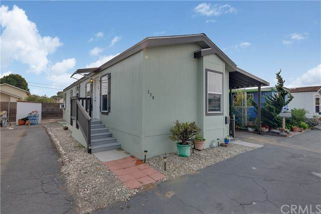 1370 We Grand Avenue #139, Grover Beach, CA 93420 (#PI20212984) :: Anderson Real Estate Group