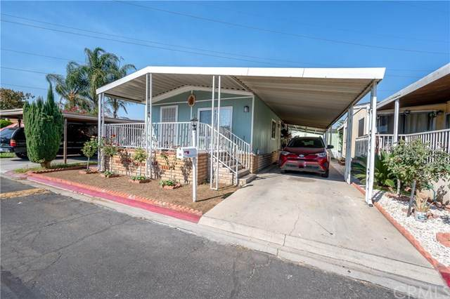 4139 Paramount Blvd #38, Pico Rivera, CA 90660 (#PW20215396) :: Crudo & Associates