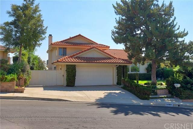 18814 Clearbrook Street, Porter Ranch, CA 91326 (#SR20215453) :: Go Gabby