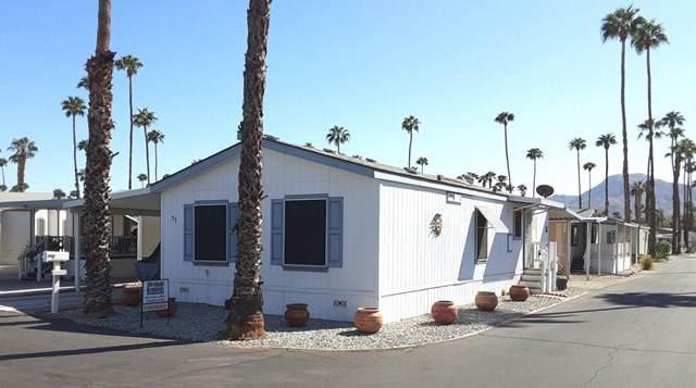 77 Sand Creek, Cathedral City, CA 92234 (#219051313DA) :: Crudo & Associates