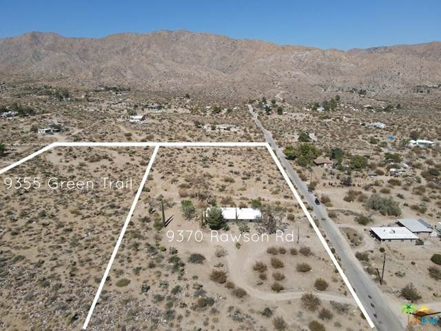 9355 Green Trail, Morongo Valley, CA 92256 (#20646600) :: Veronica Encinas Team