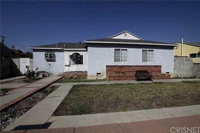 16061 Devonshire Street, Granada Hills, CA 91344 (#SR20215870) :: The Miller Group