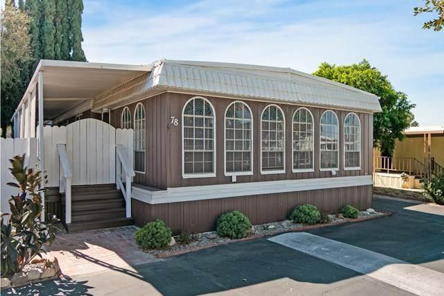 1550 Rory Lane #78, Simi Valley, CA 93063 (#V1-1937) :: Crudo & Associates