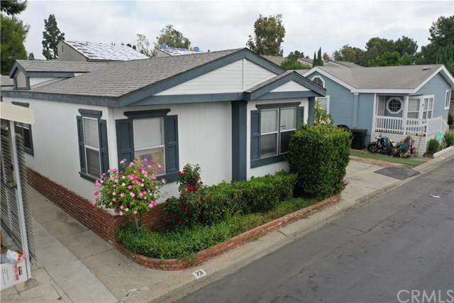 320 N Park Vista Street #73, Anaheim, CA 92806 (#PW20213747) :: The Miller Group