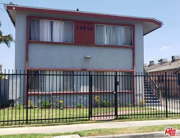 10920 S Osage Avenue, Inglewood, CA 90304 (#20646842) :: Team Forss Realty Group
