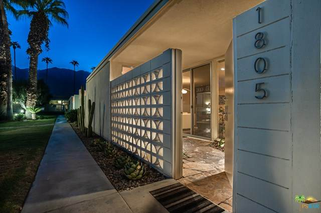 1805 Sandcliff Road, Palm Springs, CA 92264 (#20646628) :: Arzuman Brothers