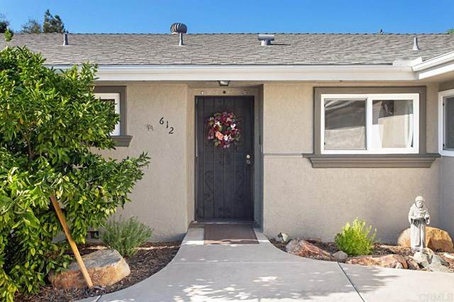 612 E 8th Ave, Escondido, CA 92025 (#NDP2001296) :: eXp Realty of California Inc.