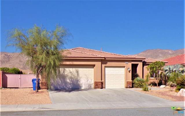 65092 Rolling Hills Drive, Desert Hot Springs, CA 92240 (#20646930) :: The Miller Group