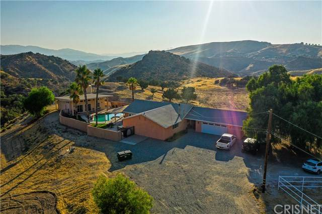 12958 Summit Knoll Road, Agua Dulce, CA 91390 (#SR20217434) :: Team Forss Realty Group