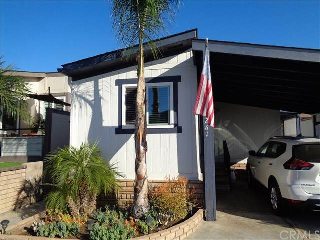 1261 Sky Lake Avenue #328, Brea, CA 92821 (#PW20216743) :: Team Forss Realty Group