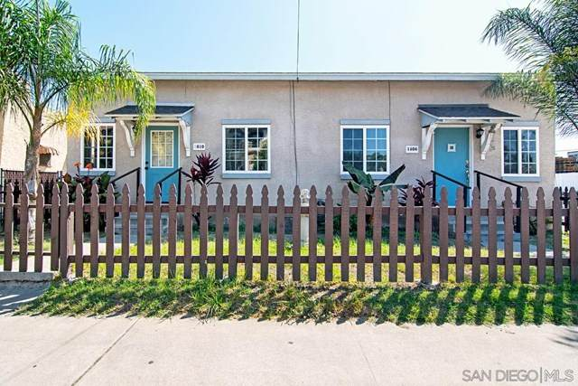 1808 E 8Th St, National City, CA 91950 (#200048620) :: TeamRobinson | RE/MAX One
