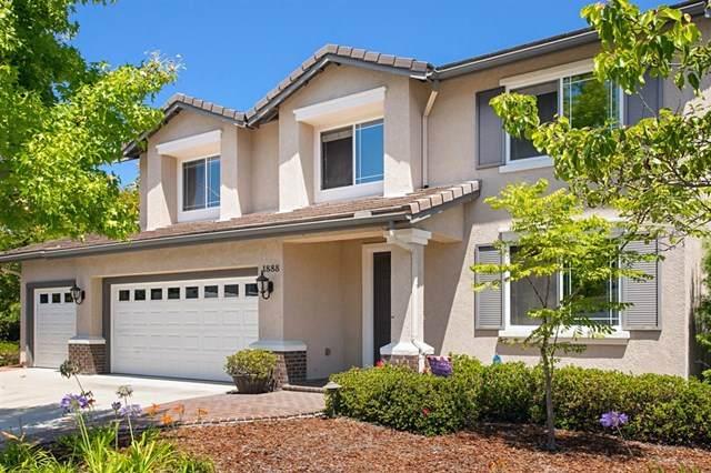 1888 Autumn Ln, Vista, CA 92084 (#200048625) :: RE/MAX Empire Properties
