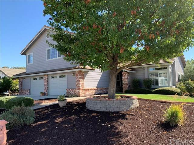188 Edgewater Lane, Paso Robles, CA 93446 (#SP20217389) :: The Miller Group