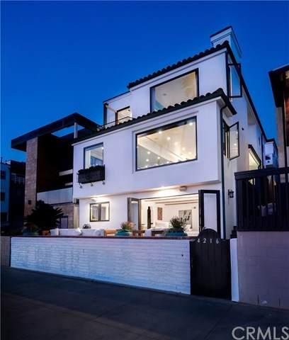 4216 The Strand, Manhattan Beach, CA 90266 (#SB20211856) :: Powerhouse Real Estate