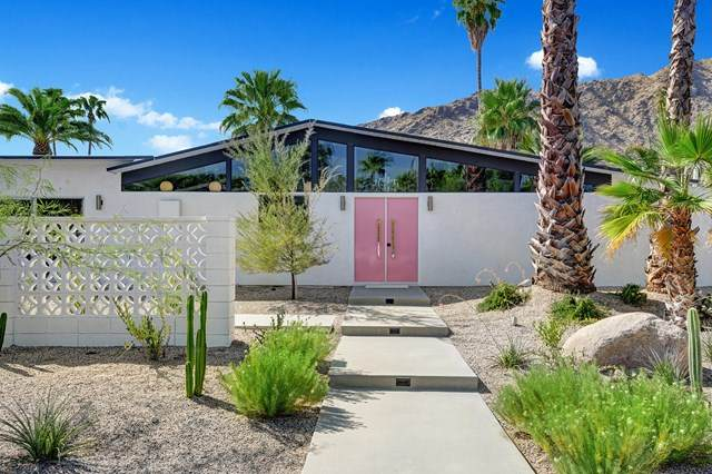 707 W Regal Drive, Palm Springs, CA 92262 (#219051391PS) :: Crudo & Associates