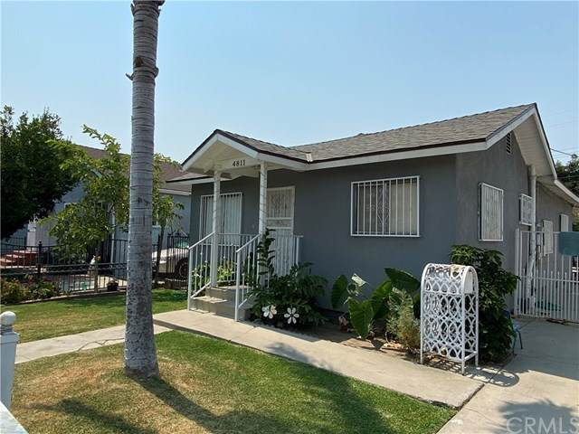 4811 Orange Street, Pico Rivera, CA 90660 (#TR20214966) :: Crudo & Associates