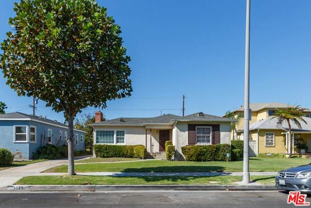 3625 Somerset Drive, Los Angeles (City), CA 90016 (#20646010) :: TeamRobinson | RE/MAX One