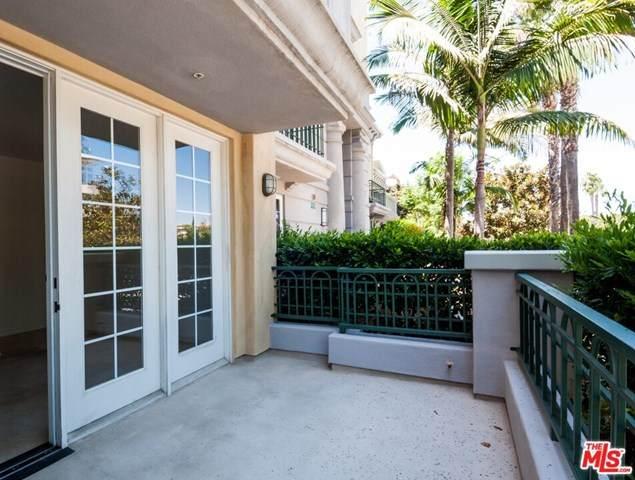 7101 Playa Vista Drive #107, Playa Vista, CA 90094 (#20647332) :: Team Tami