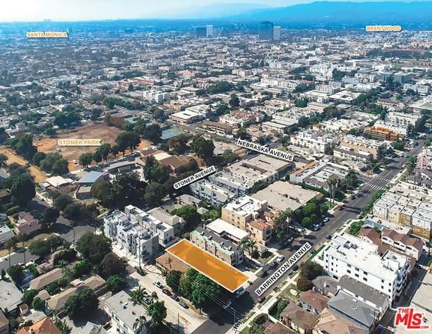1851 S Barrington Avenue, Los Angeles (City), CA 90025 (#20647250) :: The Veléz Team