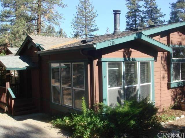 1701 Freeman Court, Pine Mountain Club, CA 93225 (#SR20218093) :: eXp Realty of California Inc.