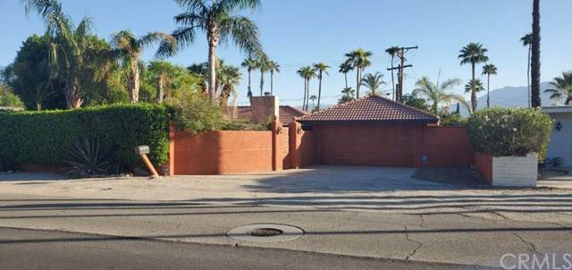 1263 E Tachevah Drive, Palm Springs, CA 92262 (#SW20218079) :: The Miller Group