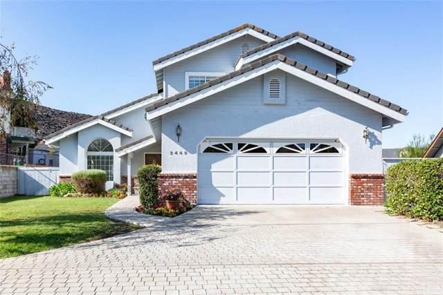 2449 Ladera Court, San Luis Obispo, CA 93401 (#SP20218344) :: Team Forss Realty Group