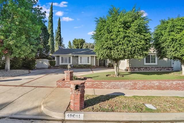 19011 Olympia Street, Porter Ranch, CA 91326 (#220010458) :: Veronica Encinas Team