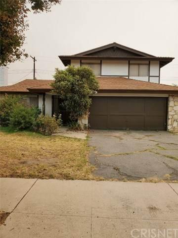 13454 Bracken Street, Arleta, CA 91331 (#SR20218123) :: Crudo & Associates
