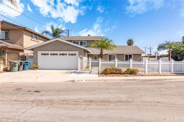 24718 Abita Avenue, Lomita, CA 90717 (#SB20217606) :: The Miller Group