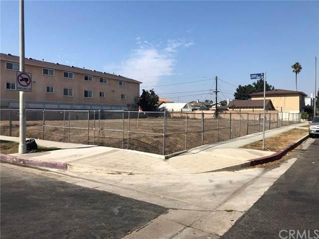 1503 W 207th Street, Torrance, CA 90501 (#SB20218521) :: RE/MAX Masters