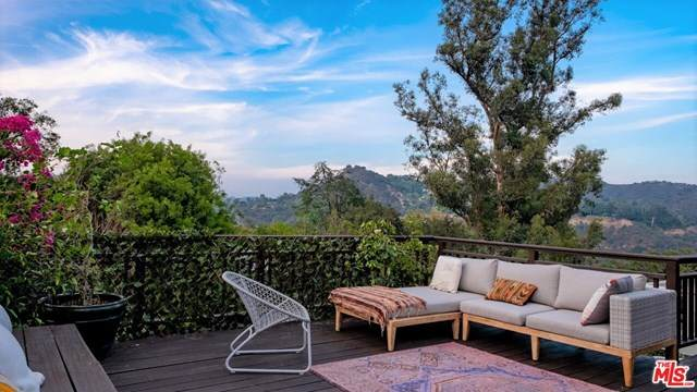 19627 Vision Drive, Topanga, CA 90290 (#20645826) :: The Results Group