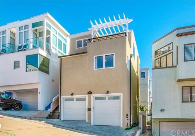 212 43rd Street, Manhattan Beach, CA 90266 (#SB20210235) :: The Miller Group