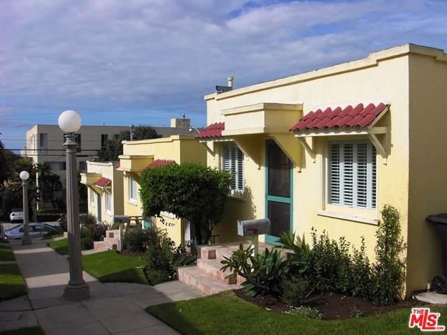 2411 3rd Street C, Santa Monica, CA 90405 (#20643208) :: Team Tami