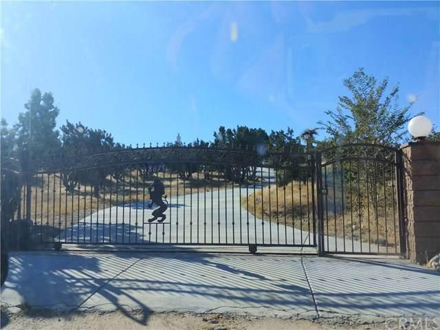 8675 Beekley Road, Pinon Hills, CA 92372 (#CV20218698) :: Zutila, Inc.