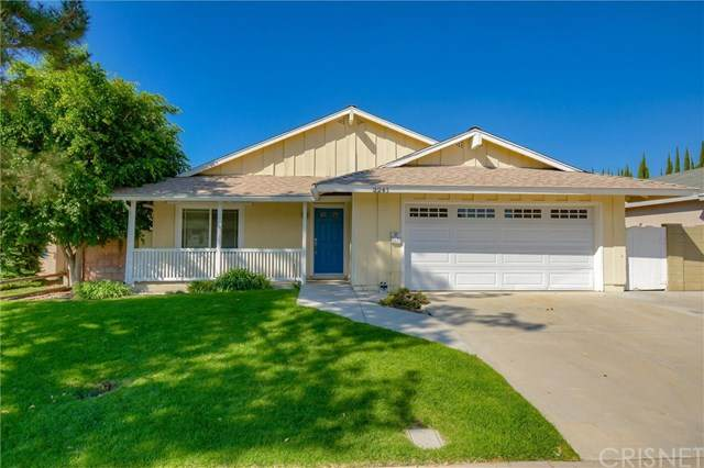 2241 Burke Court, Simi Valley, CA 93063 (#SR20218822) :: Team Forss Realty Group