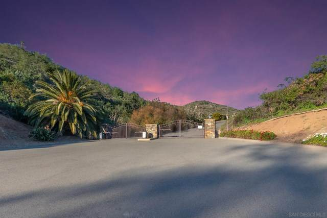 Aerie Heights Rd, Bonsall, CA 92003 (#200048843) :: eXp Realty of California Inc.