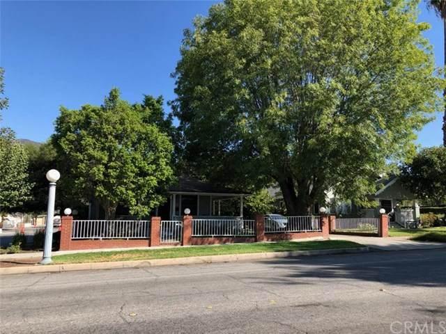 123 E Bennett Avenue, Glendora, CA 91741 (#PW20218090) :: The Alvarado Brothers