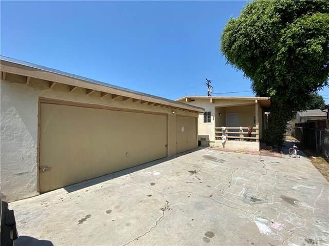 1301 E Oaks Street, Compton, CA 90221 (#DW20218800) :: RE/MAX Masters