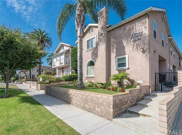 1133 S Alma Street C, San Pedro, CA 90731 (#SB20218948) :: Zutila, Inc.