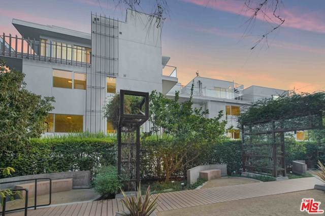 1345 Havenhurst Drive #10, West Hollywood, CA 90046 (#20647352) :: Powerhouse Real Estate