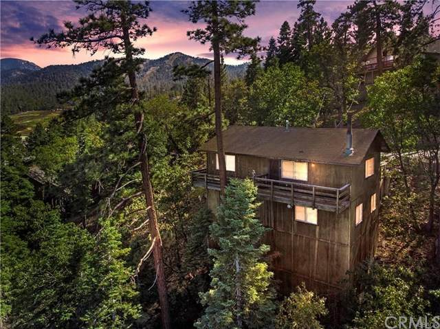 1253 Pigeon Road, Big Bear, CA 92315 (#PW20218851) :: The Miller Group