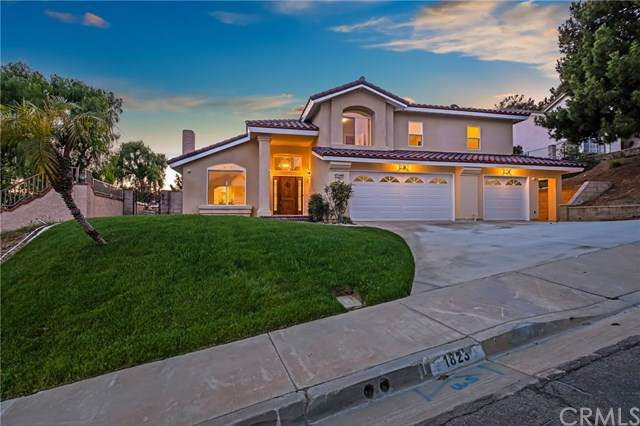 1823 Sundowner Lane, Walnut, CA 91789 (#AR20219175) :: eXp Realty of California Inc.