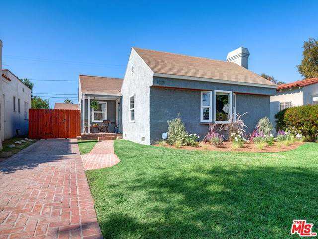 4221 Sutro Avenue, Los Angeles (City), CA 90008 (#20648140) :: The Results Group