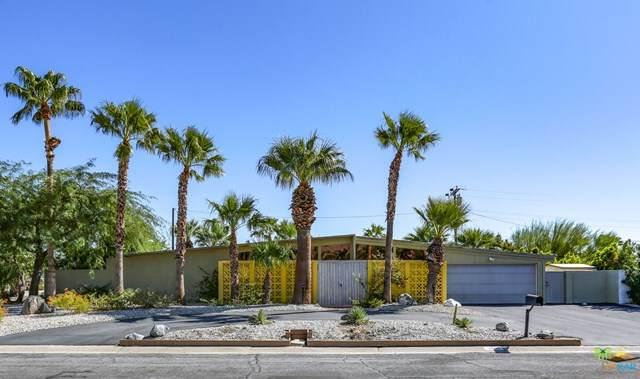 2970 N Davis Way, Palm Springs, CA 92262 (#20648142) :: The Miller Group